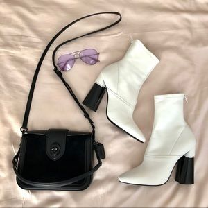 🆕 3.1 Phillip Lim Kyoto Leather Ankle Boots